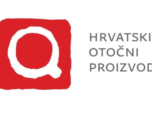Logotip hrvatskog otočnog proizvoda