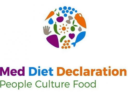 Logotip projekta Med diet