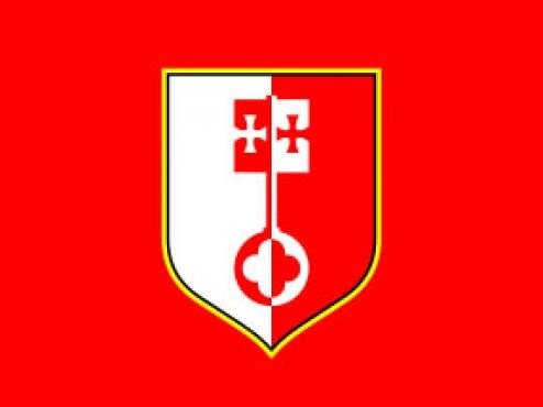 Ilustracija, zastava grada Supetra